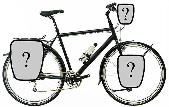 Gevraagd: jouw ervaringen met waterdichte fietstassen