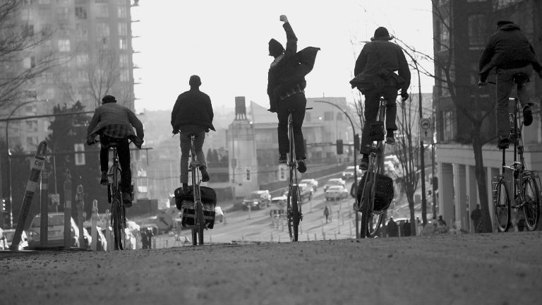 Tall bikes? Nieuwe hype?